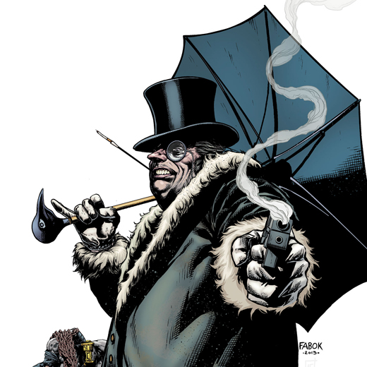 Gotham: le Pingouin fait son entrée