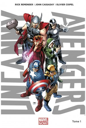 Uncanny Avengers - tome 1