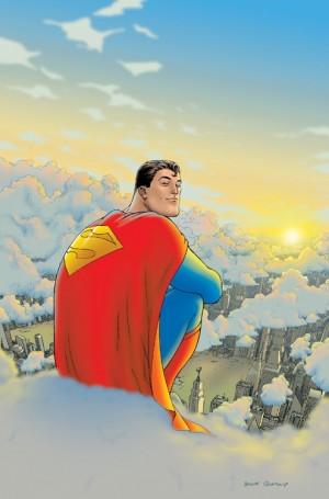 Superman par Frank Quitely