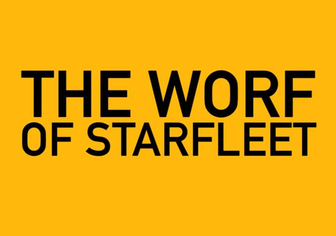 The Worf of Starfleet
