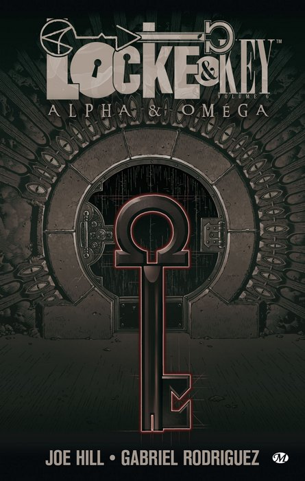 On a lu… Locke & Key – Tome 6 : Alpha & Omega