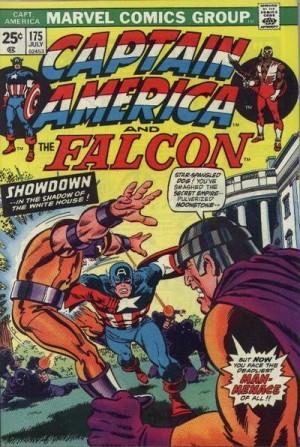 Captain America & the Falcon #175