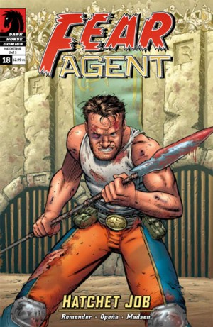 Fear Agent #18