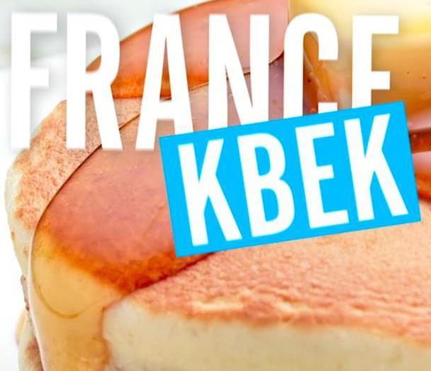 France Kbek: le rire entre deux eaux (en direct de Séries Mania) par Alix Kerrest