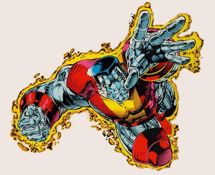X-men un jour, X-men toujours : Colossus