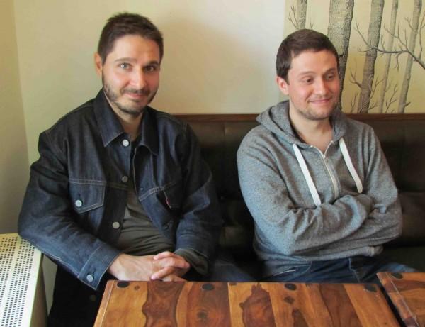Alexandre Philip et Samuel Bodin, créateurs de Lazy Company. Photo Daily Mars