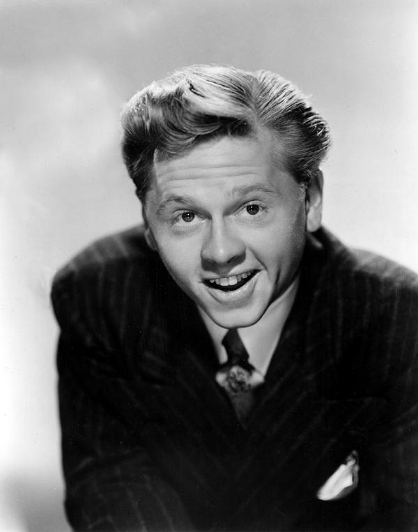 Mickey Rooney (1920-2014)