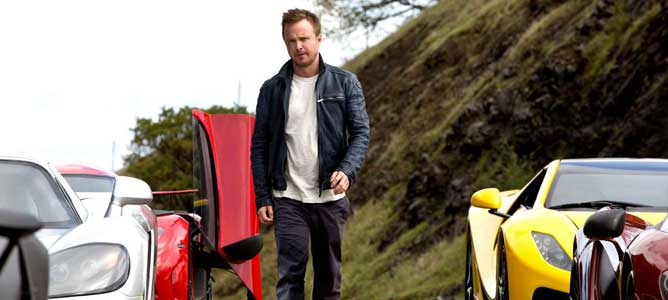 MOVIE MINI REVIEW : Need For Speed