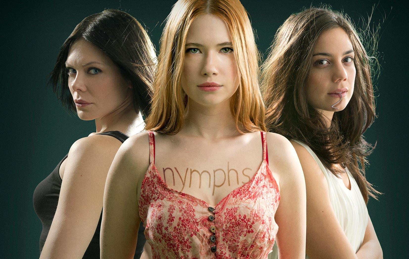 Nymphs, la série devenue chick-lit (en direct de Séries Mania)