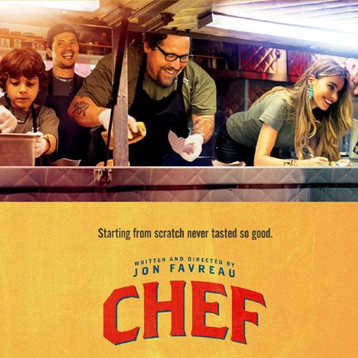 Chef de Jon Favreau, un trailer qui met l'eau à la bouche
