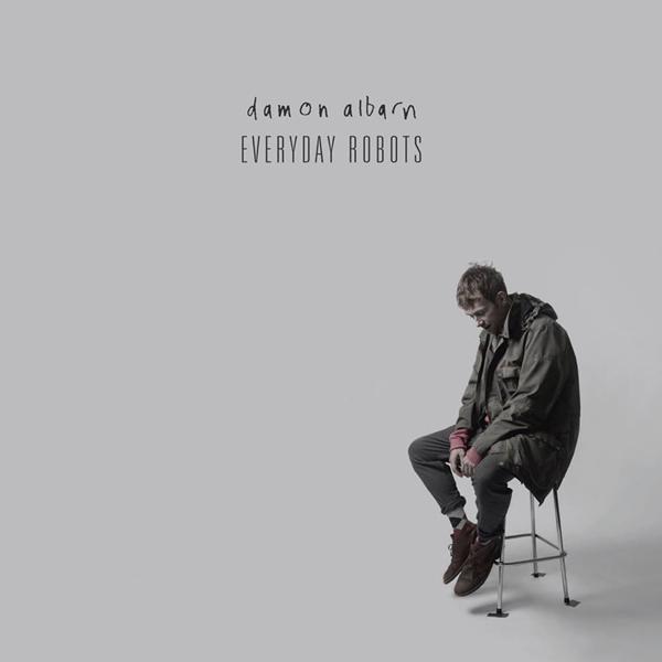 Music Mini Review : Damon Albarn – Everyday Robots
