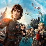 Une bande annonce et un poster pour Dragons 2