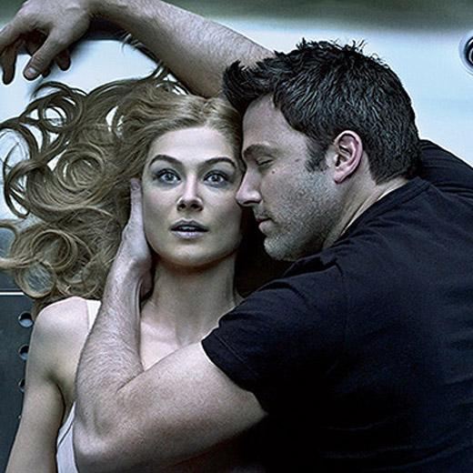 L'affiche mystérieuse de Gone Girl, le nouveau David Fincher