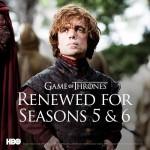 Deux saisons de plus pour Game of Thrones !