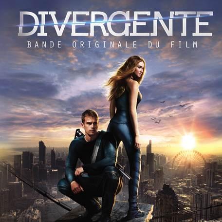 Music Mini Review : Divergente- Bande Originale du Film (Interscope/Polydor)