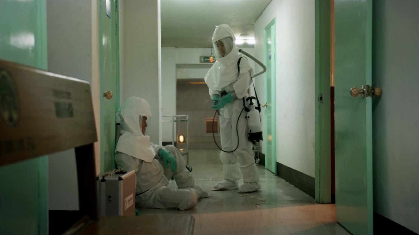 The End of the World, la contagion à la Coréenne (en direct de Séries Mania)