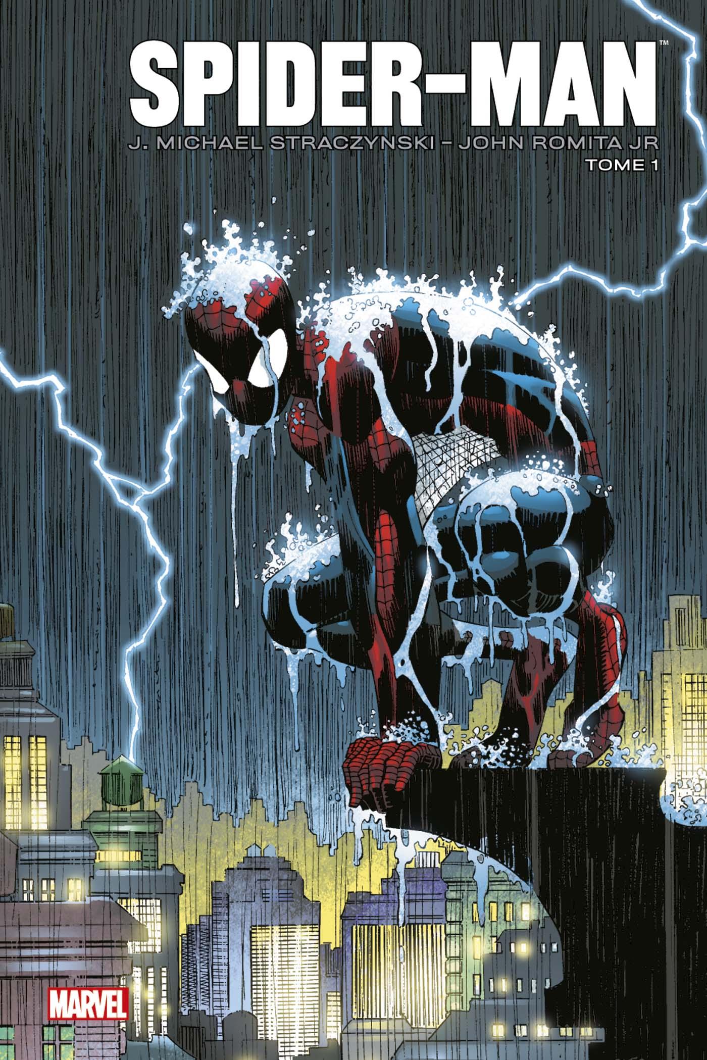 On a lu… Spider-Man par Joe Michael Straczynski – Tome 1