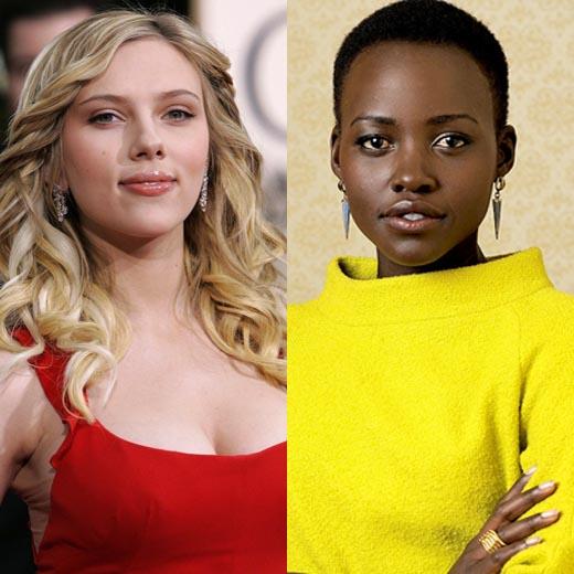 Lupita Nyong'o et Scarlett Johansson dans le Livre de la Jungle de Jon Favreau?