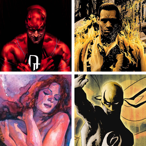 Joe Quesada s'exprime sur les futures séries Marvel de Netflix