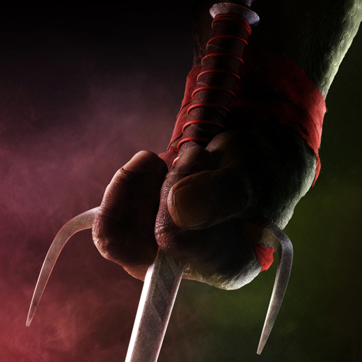 Des posters 4 couleurs pour les Tortues Ninja