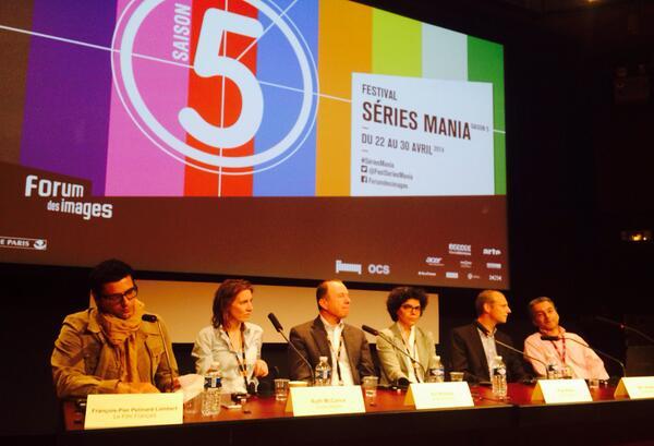 Les participants à cette rencontre animée par François-Pier Pélinard-Lambert (à gauche). Photo www.lubiie.com