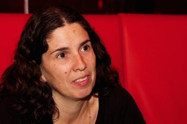Tamar Marom, scénariste de Mekimi. Photo Isabelle Ratane
