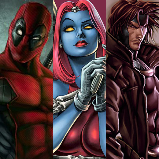 Des spin-off de X-Men à la pelle?