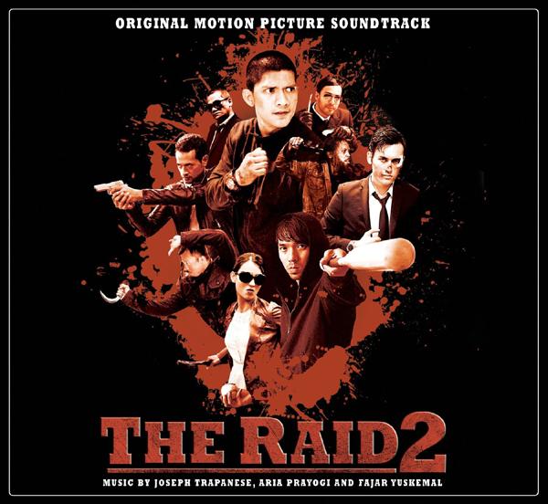 Music Mini Review : OST The Raid 2, de Joseph Trapanese