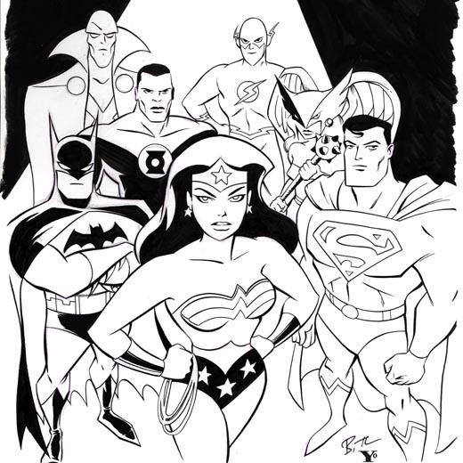 Zack Snyder va réaliser le film Justice League