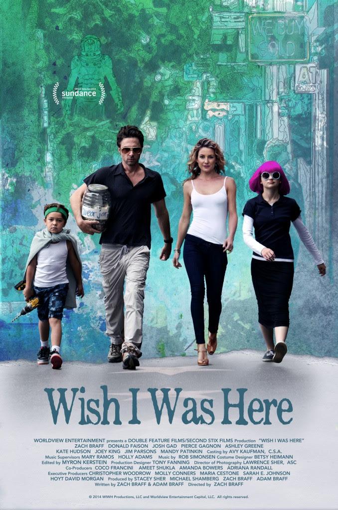 Découvrez la Bande Originale de «Wish I Was There», gratos pendant 24 heures