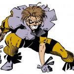 X-men un jour, X-men toujours : le crapaud