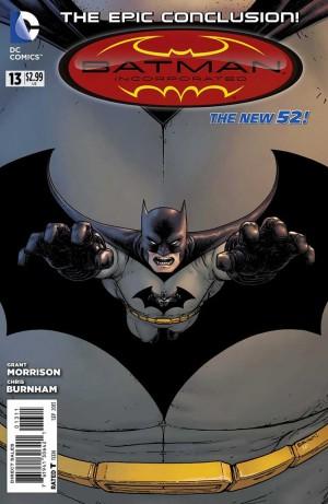 Batman #13 - Le dernier épisode de Morrison