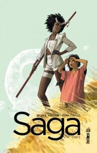 On a lu… Saga – Tome 3 de Brian K.Vaughan et Fiona Staples