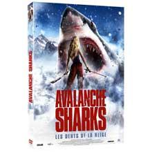 MOVIE MINI REVIEW : Avalanche Sharks : Les dents de la neige