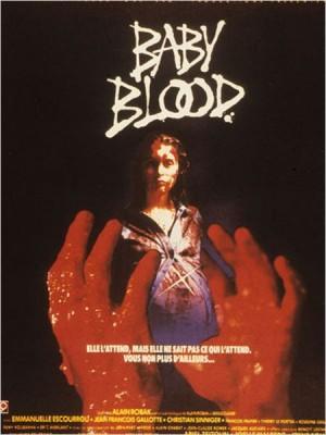 Baby Blood affiche