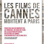 [MAJ] Où voir les films de Cannes à Paris?