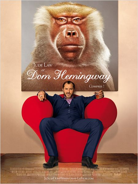 Hey Jude (critique de Dom Hemingway, de Richard Shepard)