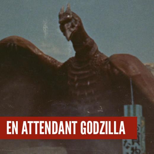 En Attendant Godzilla : Rodan
