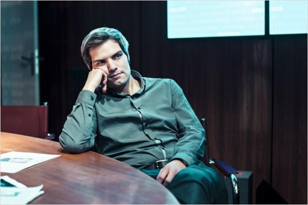Romain Chevalier, incarné par Clément Manuel. Photo Beaubourg Audiovisuel / TF1