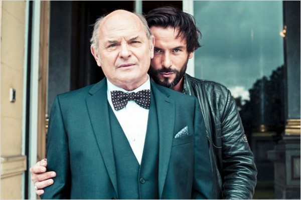 Cette saison Sagamore Stevenin partagera l'affiche le temps d'un épisode avec son père, Jean-François Stevenin. Photo Beaubourg Audiovisuel/ TF1