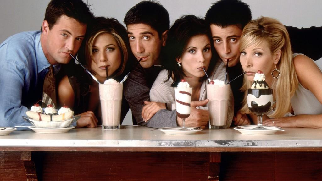 10 ans, 10 saisons, 10 moments de Friends