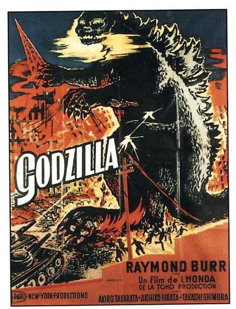 Godzilla Fr