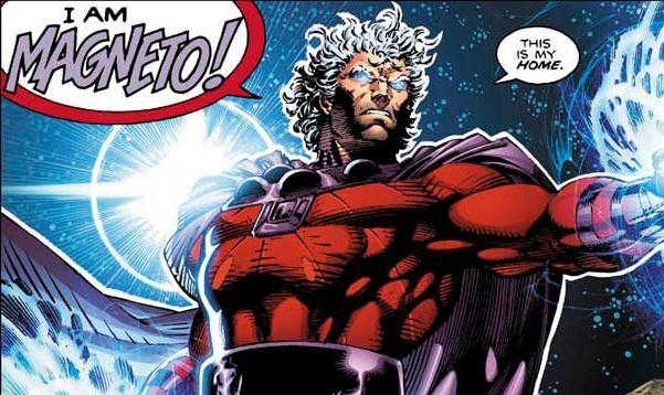 X-men un jour, x-men toujours : Magneto
