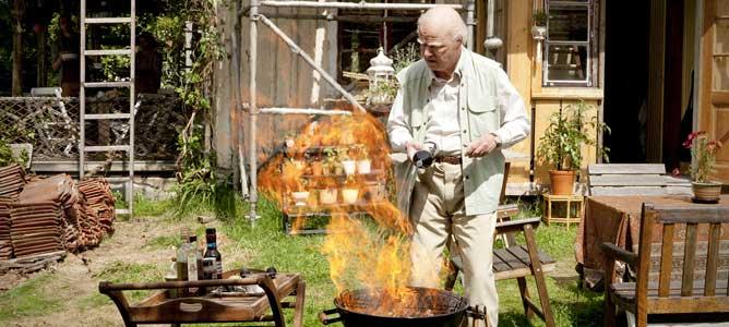 MOVIE MINI REVIEW : Le vieux qui ne voulait pas fêter son anniversaire