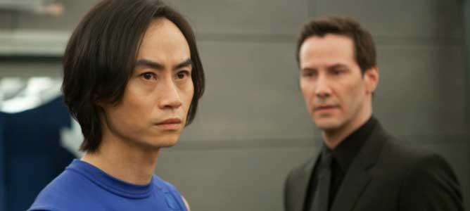 MOVIE MINI REVIEW : Man Of Tai Chi