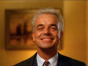 Dans les deux saisons de Twin Peaks, Ray Wise est Leland Palmer, père psychotique de Laura...