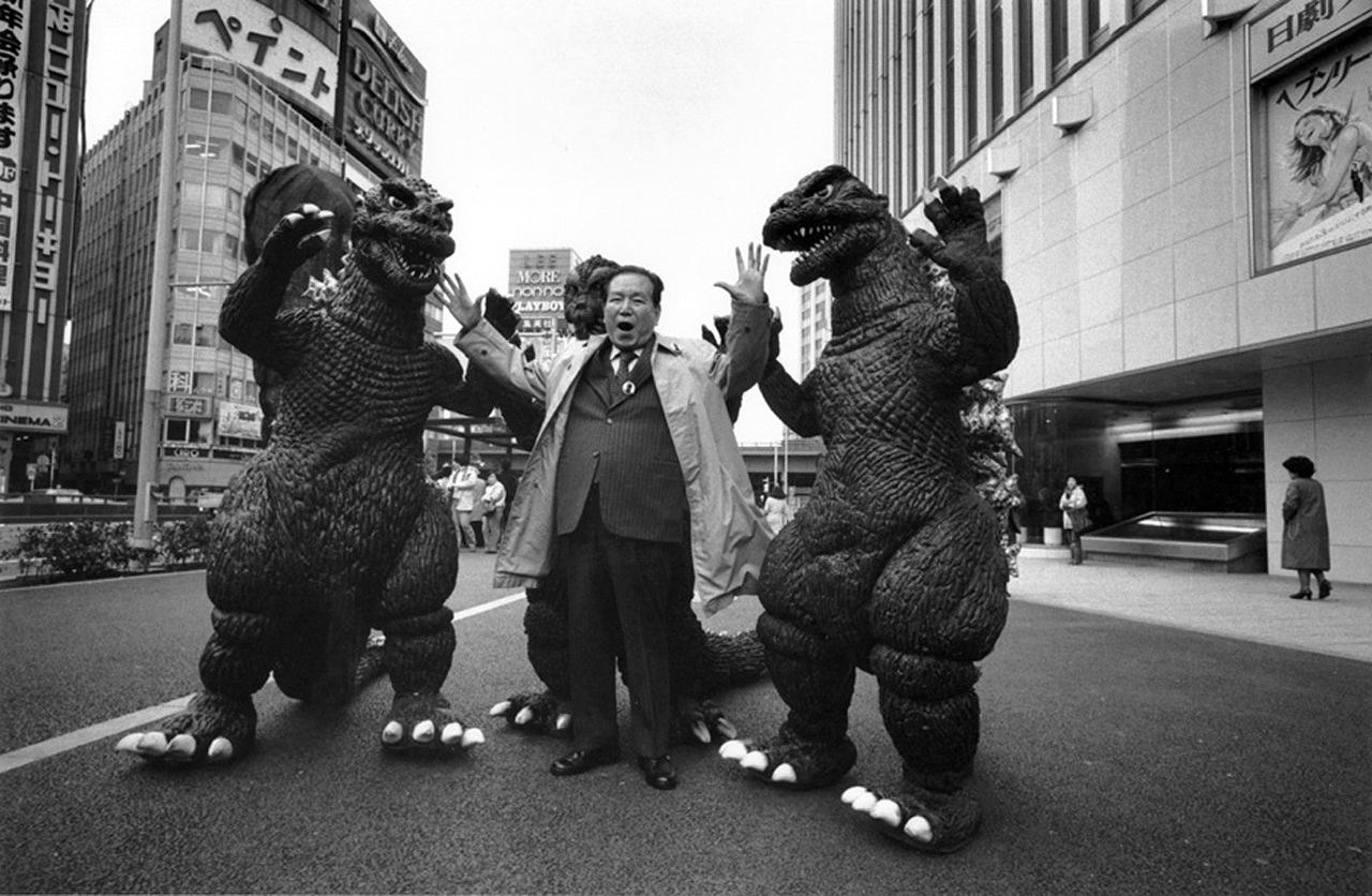 En Attendant Godzilla : Les Origines