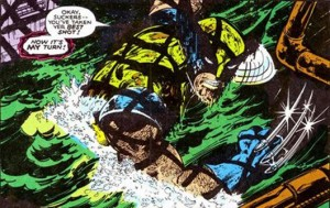 Wolverine par John Byrne