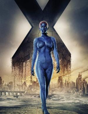 Jennifer Lawrence est Mystique