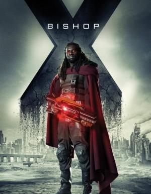 Omar Sy est Bishop
